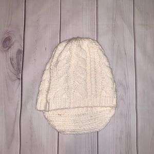 ♡  Knit Billed Toboggan ♡
